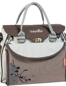 babymoov babystyle nappy bag natural 2