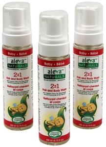 Aleva Naturals  In  Hair Body Wash Reviews