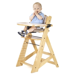 keekaroo natural high chair