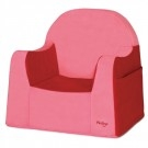 rose little reader chair