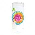 dapple toy and surface wipes 75 ct
