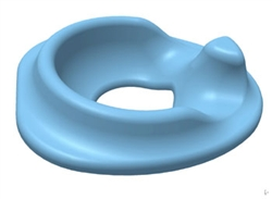 bumbo toilet trainer blue 3