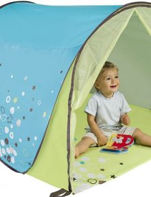 New UV tent from babymoov