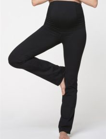 ingrid & isabel belly leggings 4