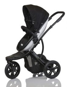 Guzzie & Guss Connect 3 Black Stroller