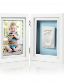 babyprints desk frame