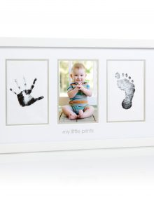 babyprints photo frame