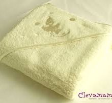clevamama Splash Wrap Cream