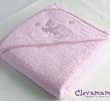 clevamama splash wrap pink