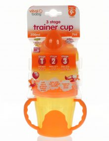 Vital Baby 3 stage trainer cup package