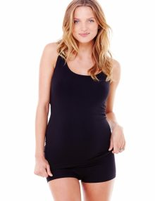 Everyday Seamless tank black