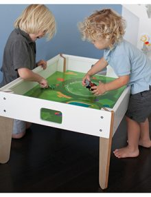 modern activity play table