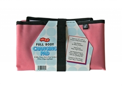 Pink Changing Pad