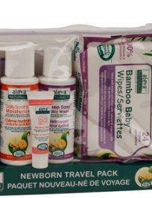 aleva naturals newborn travel pack thumbnail