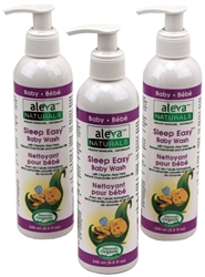 aleva naturals sleep easy hair & body wash thumbnail