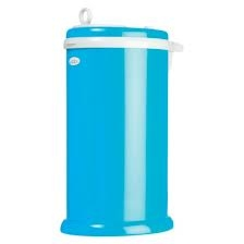 Light Blue DIaper Pail