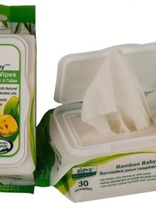 bamboo breathe easy wipes