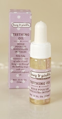 bug & pickle teething oil