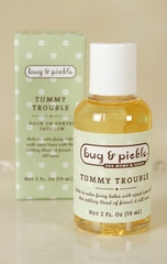 bug & pickle tummy trouble