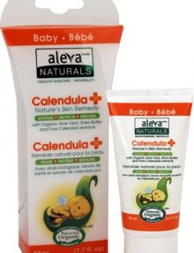 aleva naturals calendula nature skin remedy