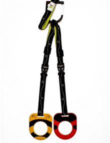 Ladybug & Bumblebee Hold On Double Handle