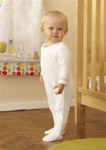 growsuits all in one 2 pack sleepsuits 3-6 months