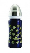 Pacific Baby 3-1 7oz bottle with swirls.