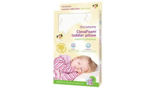 Clevamama Toddler Pillow Image 5