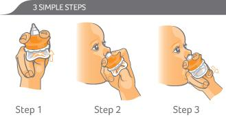 nasal decongester instructions